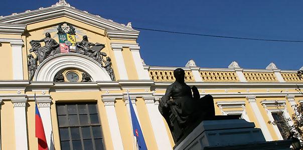 Casa Central U. de Chile