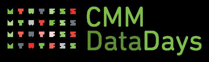 CMM Data Days